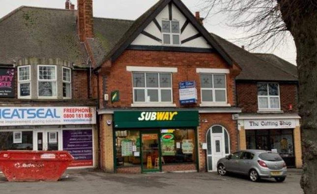 Thumbnail Commercial property for sale in 503 Hucknall Road, Hucknall Road, Nottingham