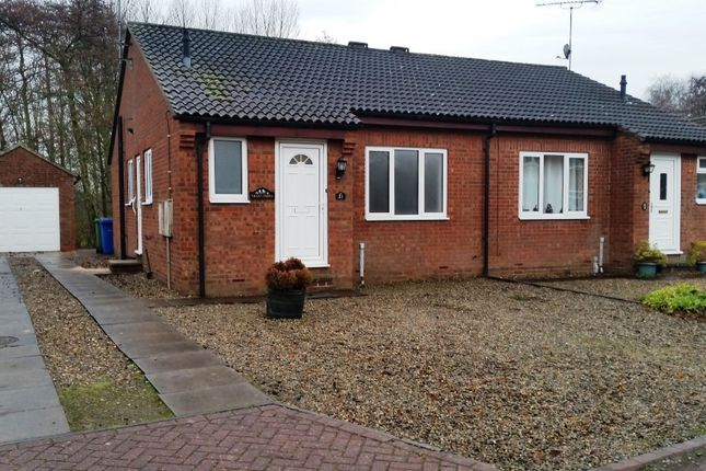 Thumbnail Semi-detached house to rent in Burdale Close, Driffield