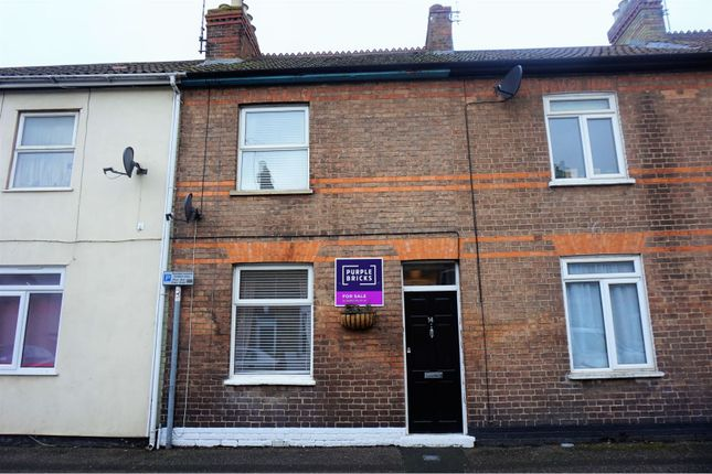 Thumbnail Terraced house for sale in Grays Road, Taunton