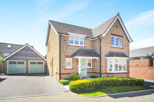 Thumbnail Detached house for sale in York Road, Calne