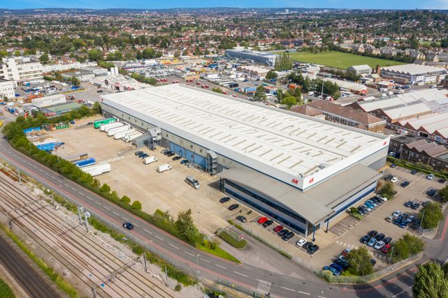 Thumbnail Industrial to let in Unit 1 DC1, Victory Park, East Lane, Wembley