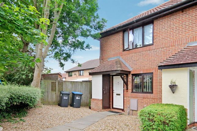 Thumbnail End terrace house to rent in Hammonds Ridge, Burgess Hill