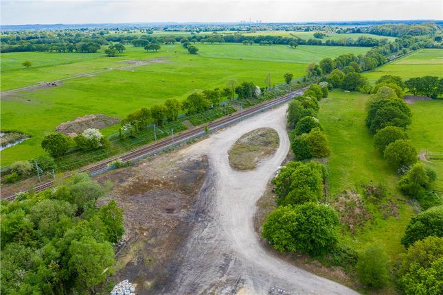 Thumbnail Land to let in Former Kenyon Railway Junction, South Of Wilton Lane, Nr Culcheth, Warrington, Cheshire