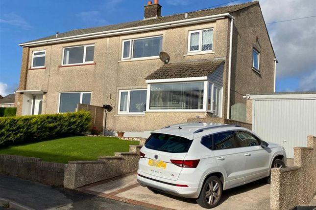 Thumbnail Semi-detached house for sale in Carlton Drive, Whitehaven