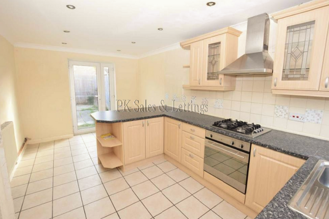 Thumbnail Terraced house to rent in Wilde Close, Tilbury