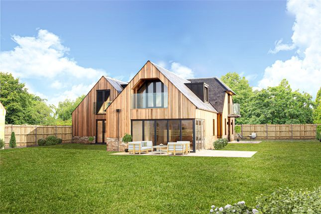 Thumbnail Detached house for sale in Handpost Farm, Bracknell Road, Warfield, Berkshire