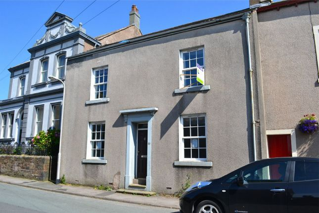 Thumbnail Terraced house for sale in Main Street, St Bees, Cumbria
