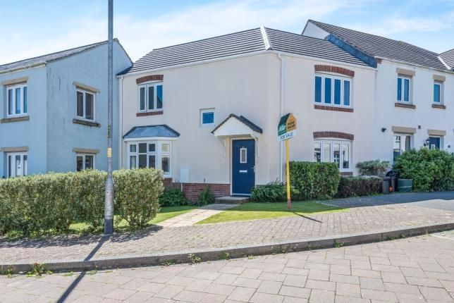 Thumbnail Terraced house for sale in Helston, Cornwall