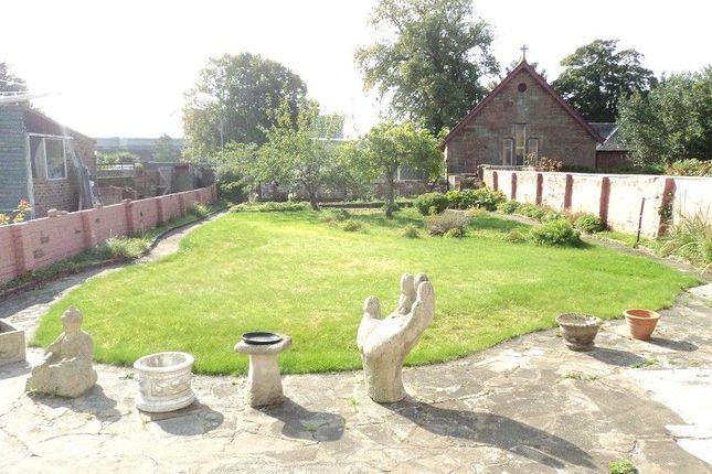 Rear Garden of Ednam Street, Annan, Dumfries And Galloway. DG12