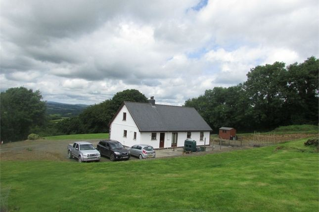 Thumbnail Detached bungalow for sale in Penhendre, Llanddewi Velfrey, Narberth, Pembrokeshire