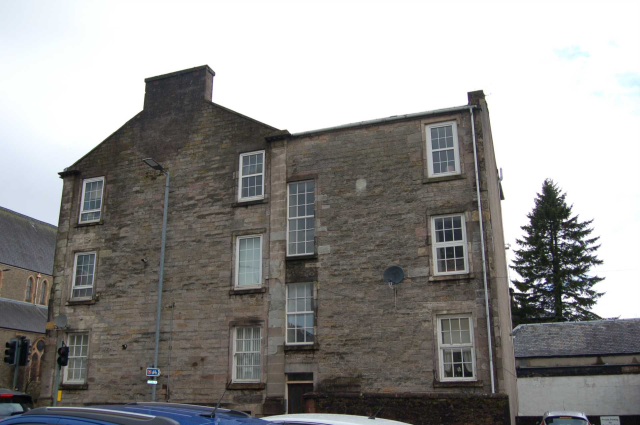Thumbnail Flat to rent in Patrick Street, Greenock