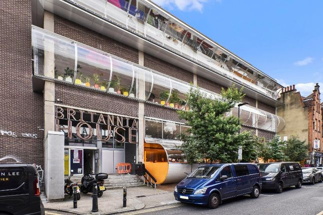 Thumbnail Flat to rent in Hanbury Street, Spitalfields