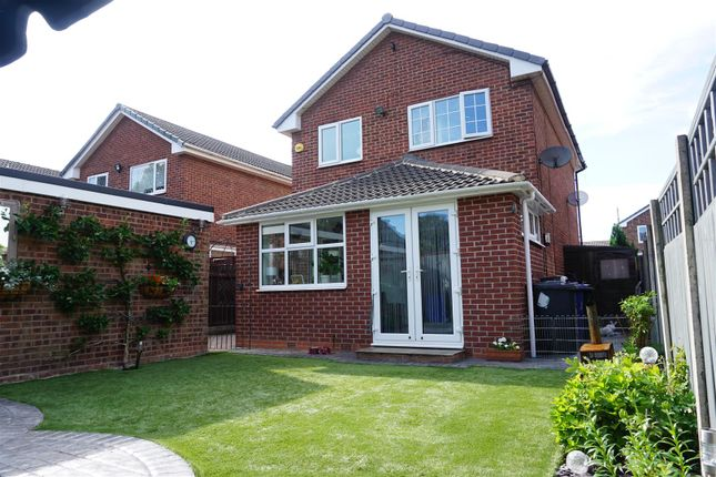 Thumbnail Detached house for sale in Manor Farm Close, Adwick-Le-Street, Doncaster