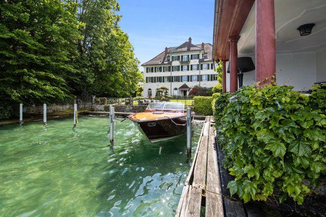 Thumbnail Villa for sale in 6 Bedroom Villa, Lake Zurich, Zurich, Switzerland