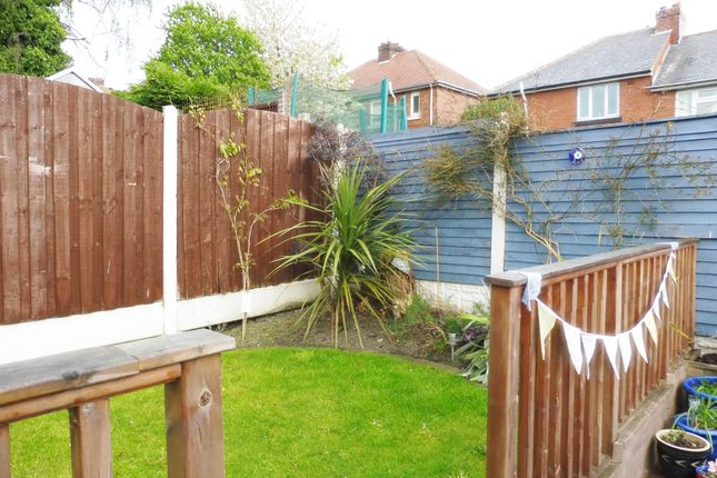 Rear Garden of Princess Street, Mapplewell S75