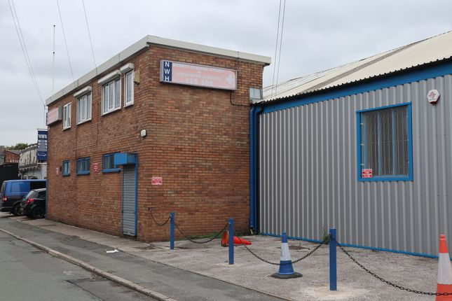 Thumbnail Light industrial to let in Orchard Street, Warrington