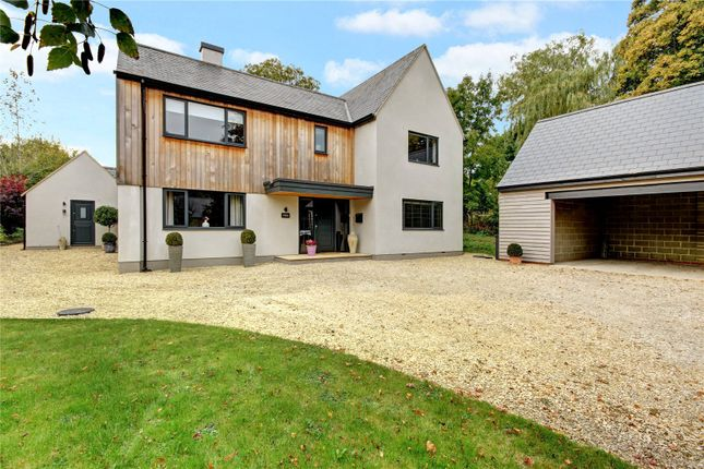 Thumbnail Detached house for sale in Silver Street, South Cerney, Cirencester, Gloucestershire
