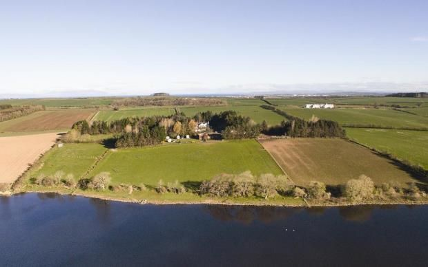 Thumbnail Equestrian property for sale in Jelliston House And Cottage, Ayr, South Ayrshire