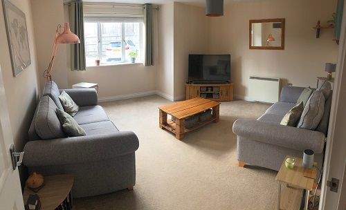 Living Room  of Fuchsia Grove, Shinfield, Reading RG2