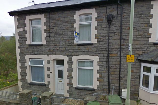 Thumbnail Semi-detached house to rent in Llantwit Road, Treforest, Pontypridd
