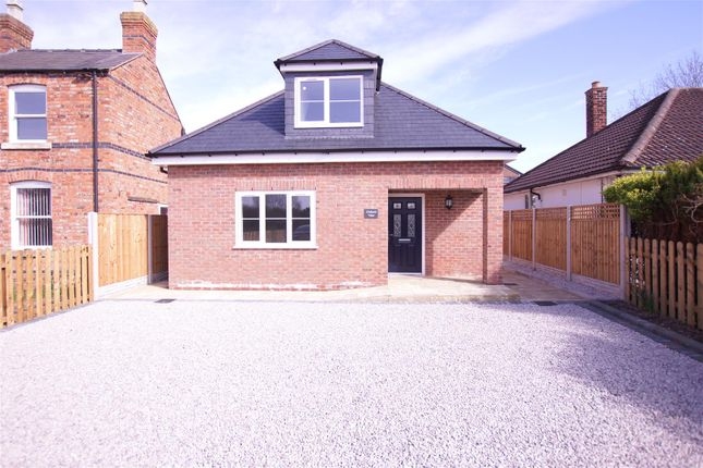 Thumbnail Detached bungalow for sale in Moor Lane, Rowton, Chester