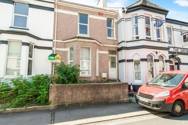 Thumbnail Flat for sale in St. Judes, Plymouth, Devon