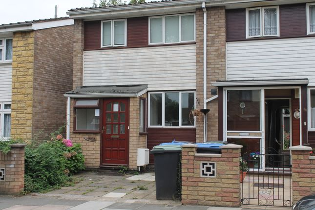 Thumbnail Semi-detached house to rent in St. Mary's Road, London