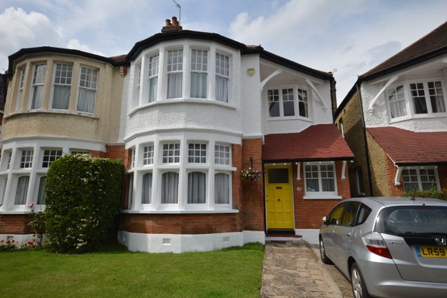 Thumbnail Semi-detached house for sale in Selborne Road, Southgate