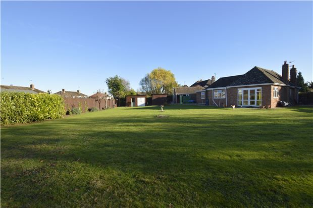 Thumbnail Detached bungalow for sale in Tewkesbury, Gloucestershire
