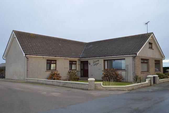 Thumbnail Bungalow to rent in Oldmeldrum, Aberdeenshire