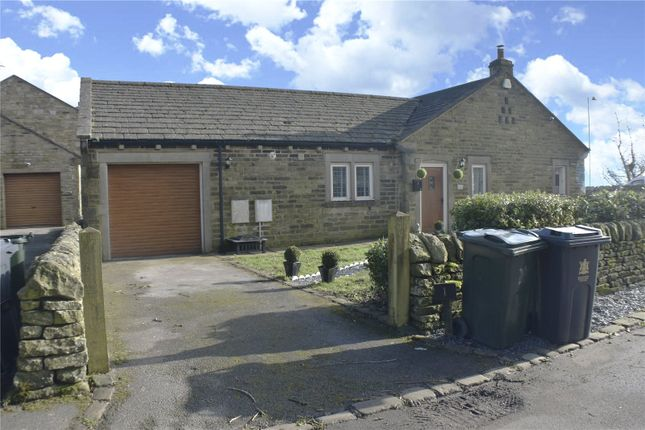 Thumbnail Bungalow to rent in Denholme House Farm Drive, Denholme, Bradford