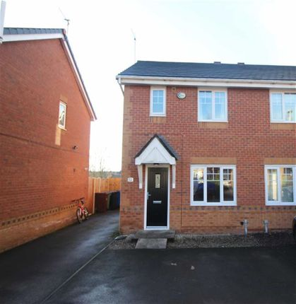 Thumbnail Semi-detached house for sale in Hemfield Close, Ince, Wigan