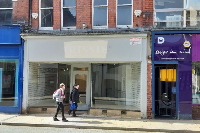 Thumbnail Retail premises to let in Cross Street, Oswestry