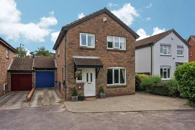 Thumbnail Link-detached house for sale in Carters Close, Walmley, Sutton Coldfield