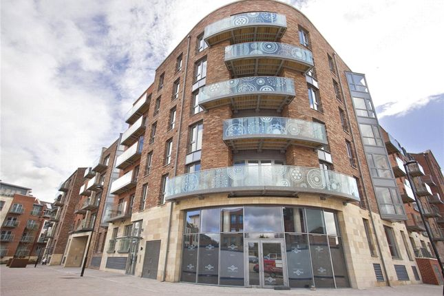 Thumbnail Flat for sale in Leetham House, Pound Lane, York