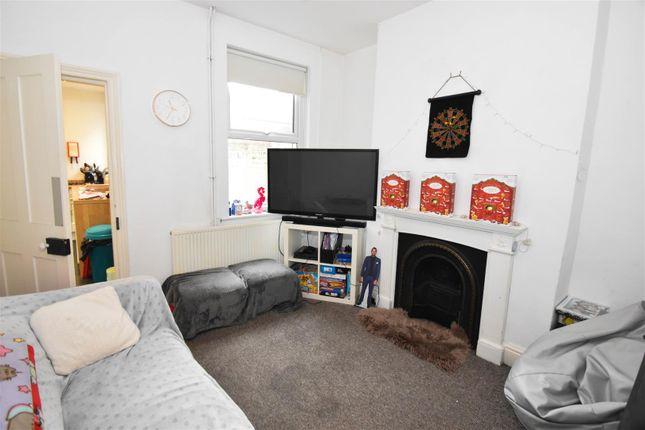 Lounge of Hartoft Street, York YO10