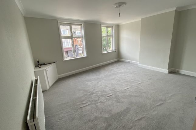 Thumbnail Maisonette to rent in Bournemouth Road, Parkstone, Poole