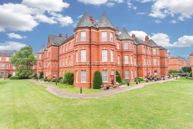 Thumbnail Flat to rent in Sutherland House, Repton Park, Woodford Green