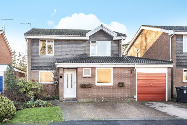 Thumbnail Detached house for sale in Greenham Walk, Woking