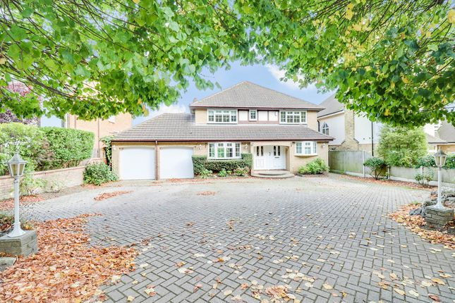 Thumbnail Detached house for sale in Western Road, Rayleigh