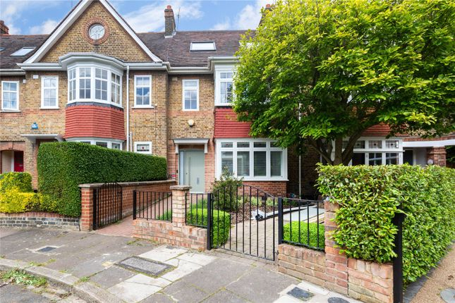 Thumbnail Terraced house to rent in Holmcote Gardens, London