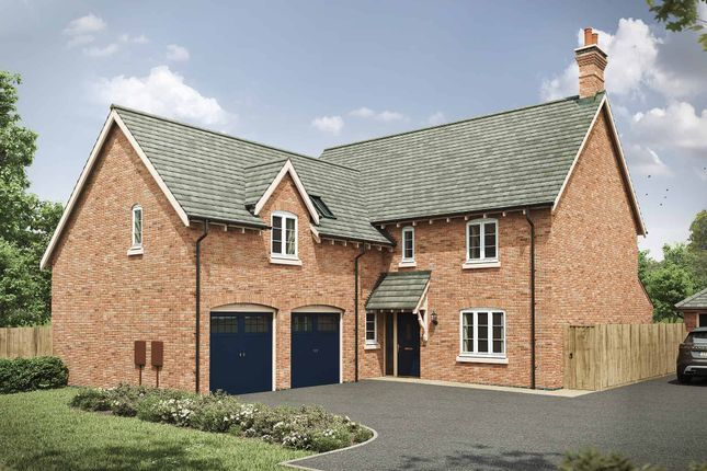 """Thumbnail Detached house for sale in """"The Tutbury 4th Edition"""" at Shefford Road, Meppershall, Shefford"""