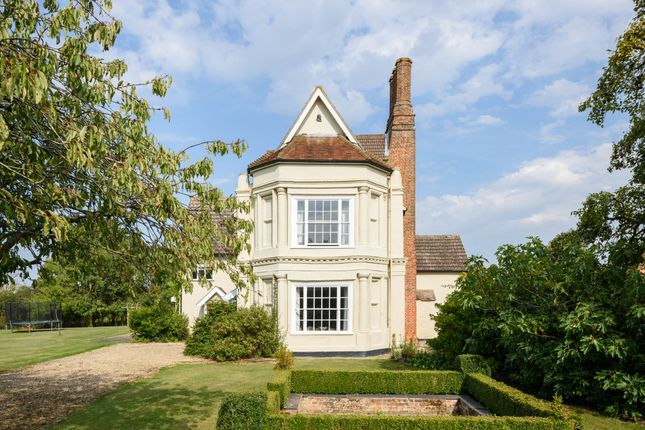 7 bed detached house for sale in Kettleburgh Hall, Woodbridge, Suffolk IP13