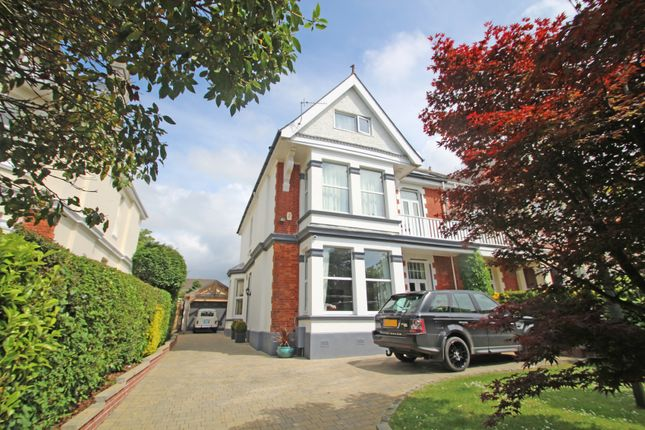 Thumbnail Semi-detached house for sale in Seymour Park, Mannamead, Plymouth