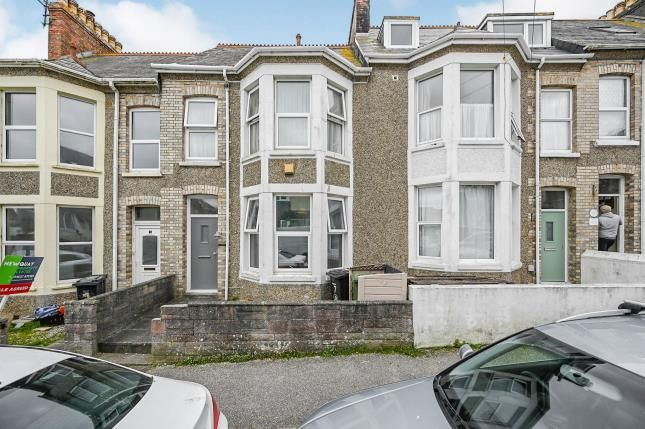 Terraced house for sale in Newquay, Cornwall