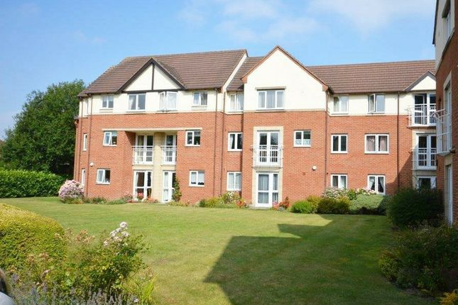 Thumbnail Flat for sale in Rivendell Court, Stratford Road, Hall Green