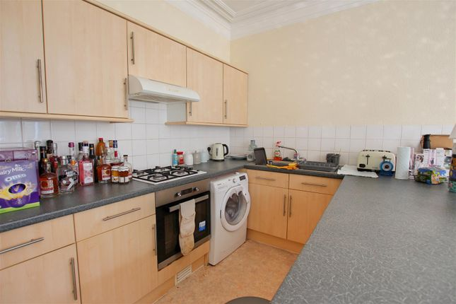 Kitchen Area (Open-Plan)