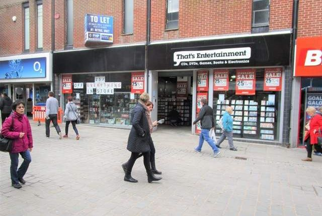 Thumbnail Retail premises to let in 24/26 East Street, East Street, Derby
