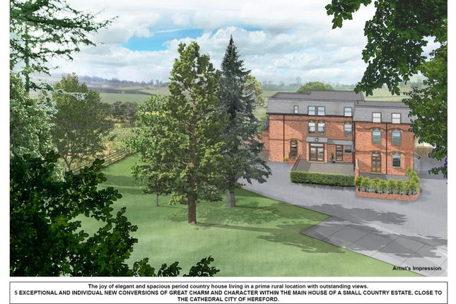 Thumbnail Flat for sale in Graftonbury Court, Graftonbury Lane, Hereford