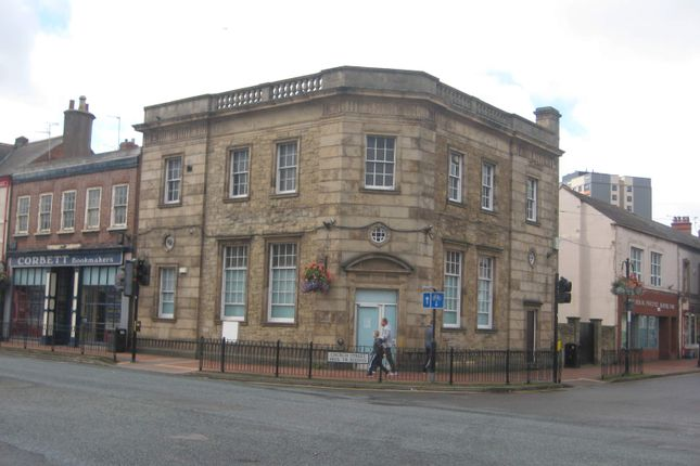 Thumbnail Retail premises to let in Ex Hsbc Bank, Trelawney Square, Church Street/Chester Street, Flint